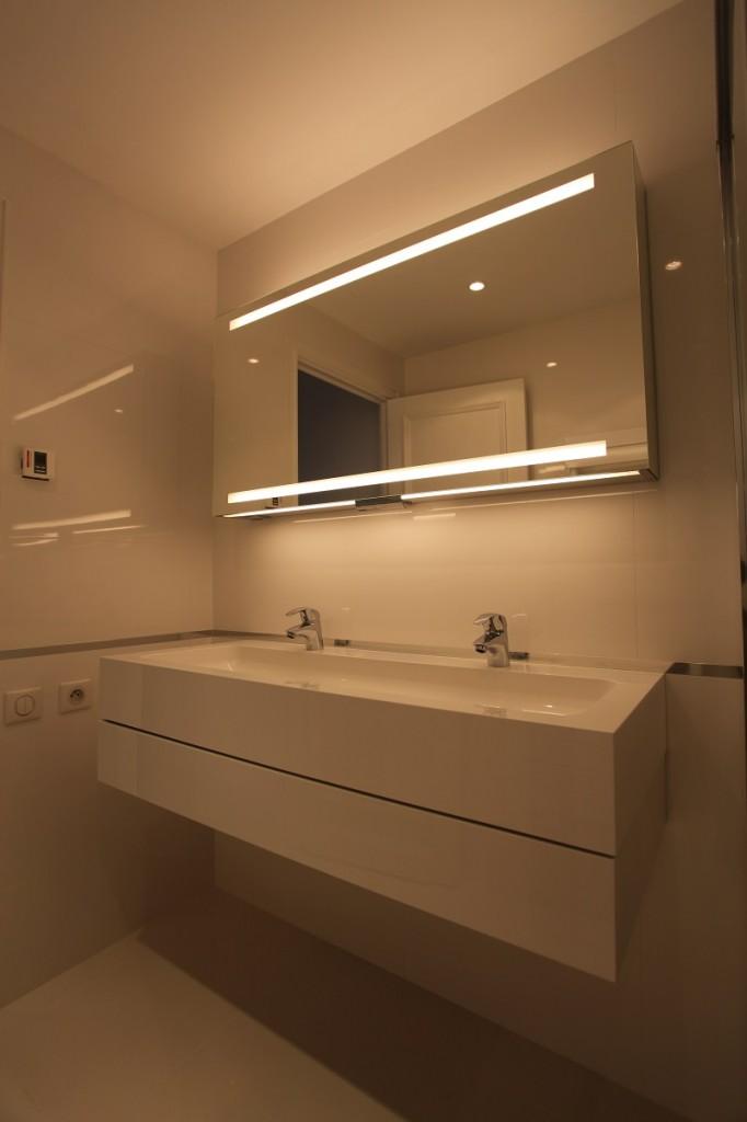Plomberie bousiges cr ations for Meuble de salle de bain richardson