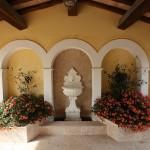 07 Hall d'entrée villa