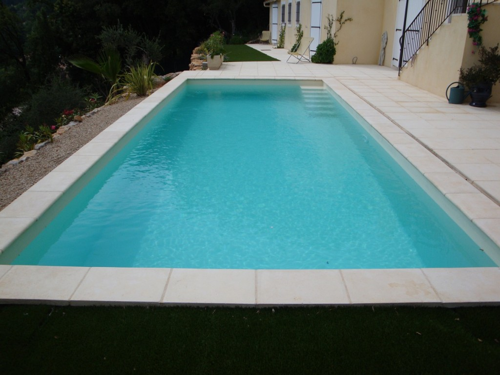 Piscine bousiges cr ations for Piscine avec liner beige