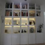13 Décoration bibliothéque sur mesure