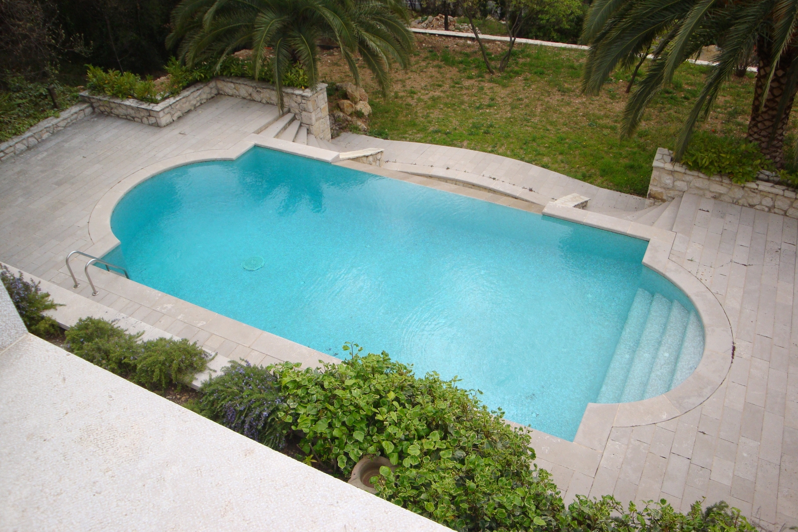 Piscine bousiges cr ations for Piscine miroir filtration