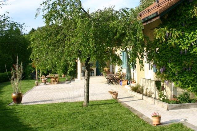 Carrelage bousiges cr ations - Terrasse pierre de bourgogne ...