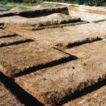 terrassement en fondation villa