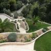 02 Décoration de jardin en pierre de taille